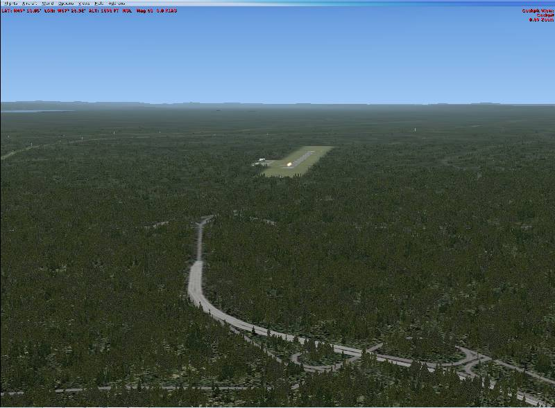 Terrain Comparisons